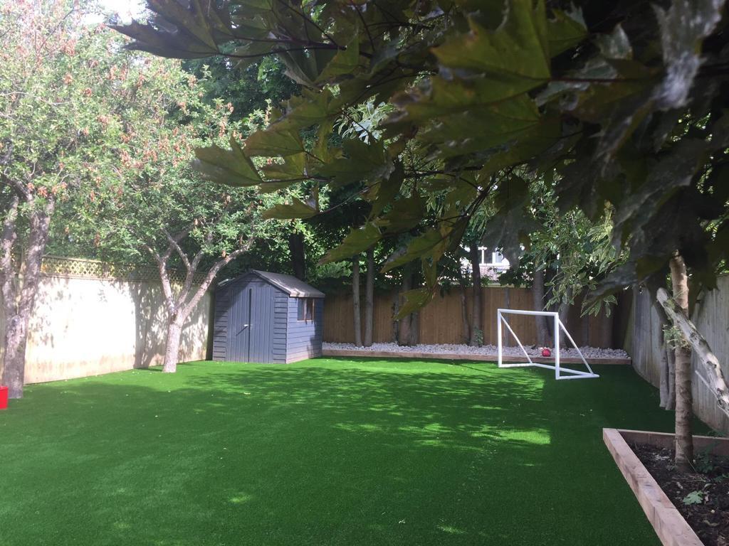 Child Friendly Lawns