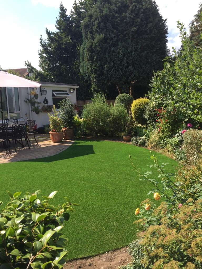 Step into Spring with Artificial Grass