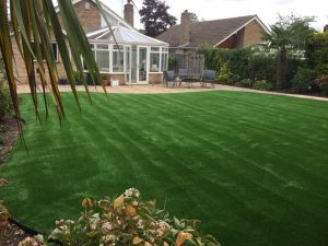 Maintaining your Artificial Grass with Love Lawns