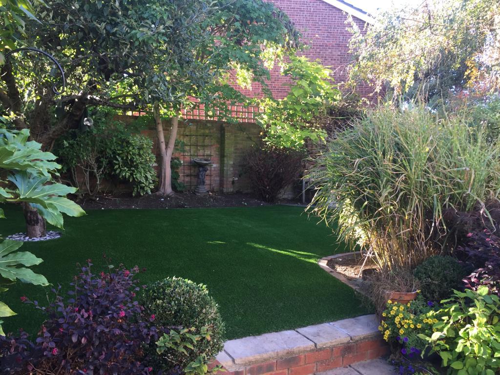 Artificial Grass- Winter ready